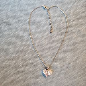 🔥 Cookie Lee Heart necklace